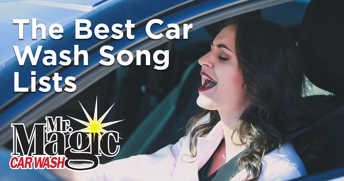 Best car wash song list