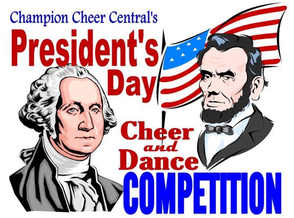 President's Day Cheer and Dance Competition