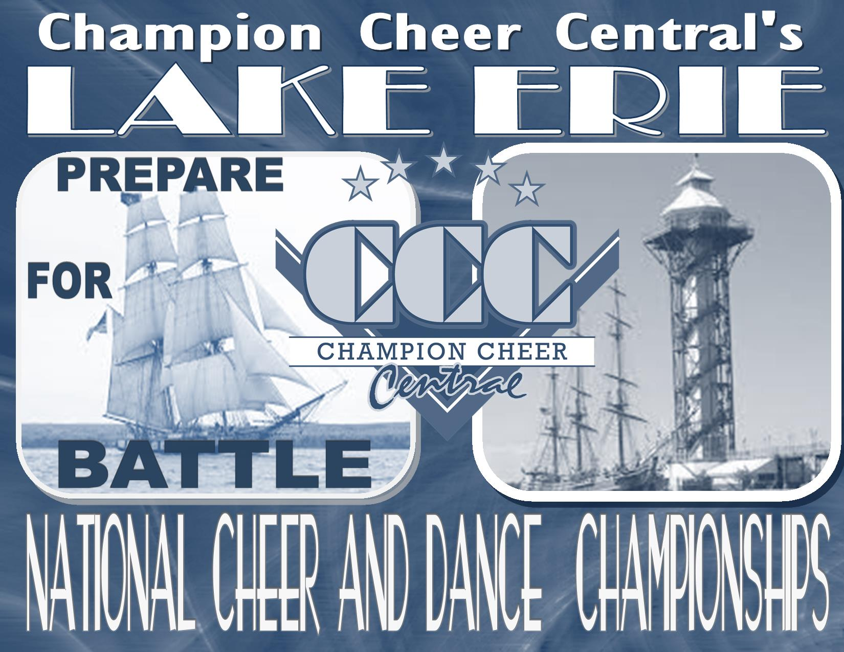 CCC Lake Erie National Cheer & Dance Competition