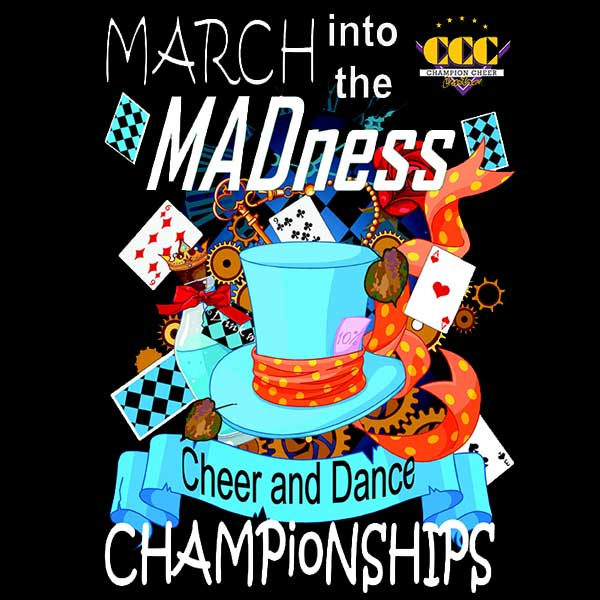 March into the Madness Cheer and Dance Championships